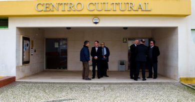 Tender for the concession and operation of the café at the Vila do Bispo Cultural Centre