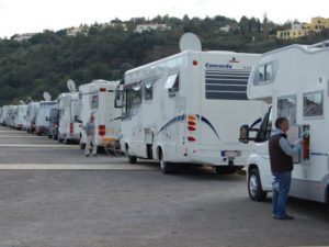 Campers ordered to go home